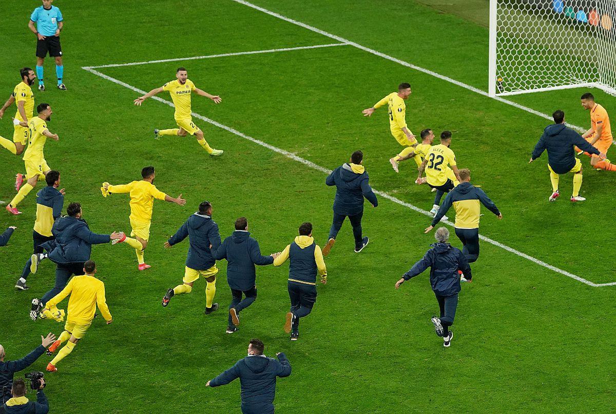 Manchester United - Villarreal, 26 mai 2021 - Finala Europa League