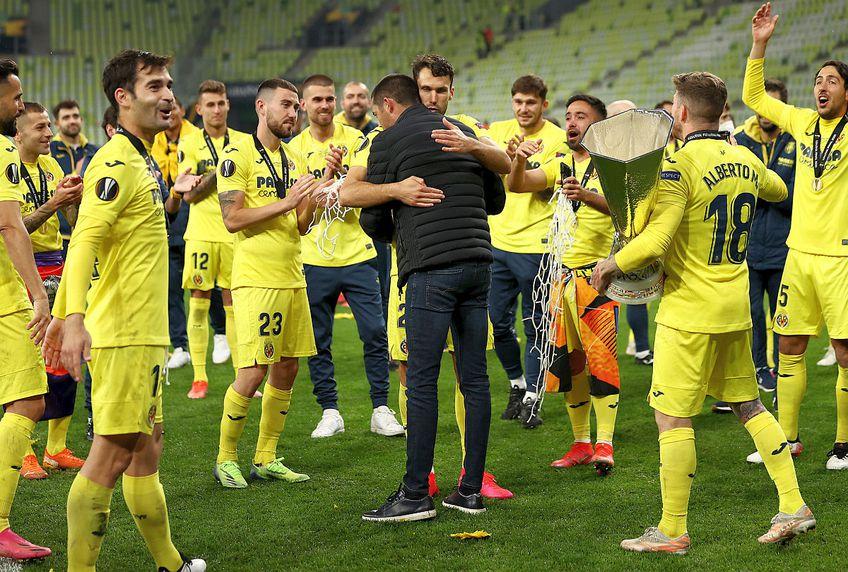 Villarreal a câștigat Europa League // FOTO: Guliver/GettyImages