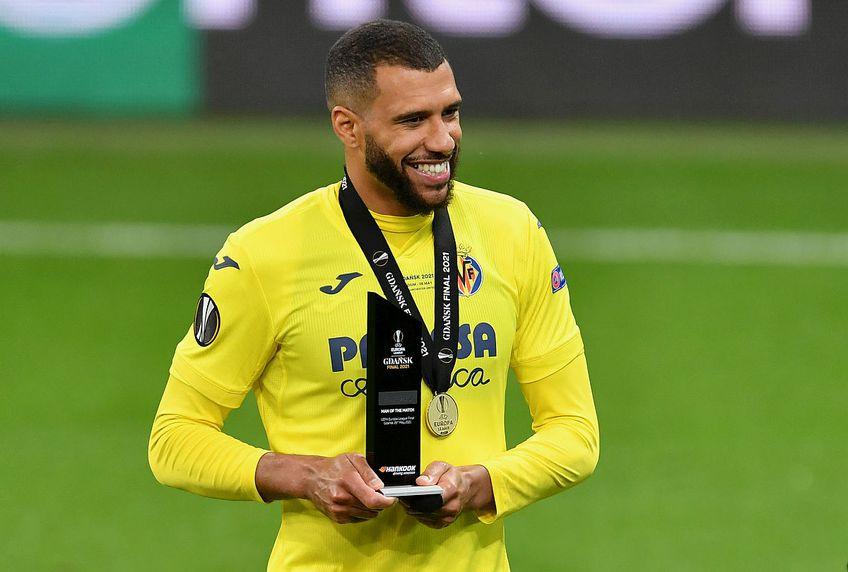 Etienne Capoue, cel mai bun jucător în finala Europa League// FOTO: Guliver/GettyImages
