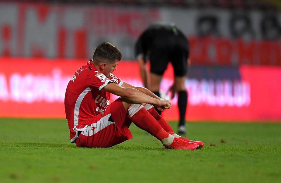 Dinamo a pierdut rușinos duelul cu FCSB din prima manșă a semifinalelor Cupei României (0-3)
