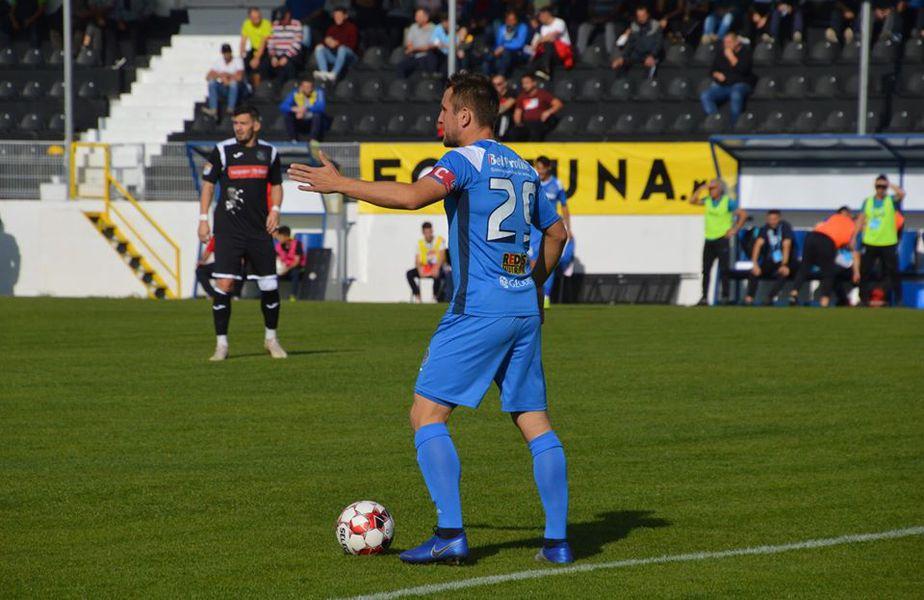 Hermannstadt și Academica Clinceni se duelează în play-out-ul Ligii 1