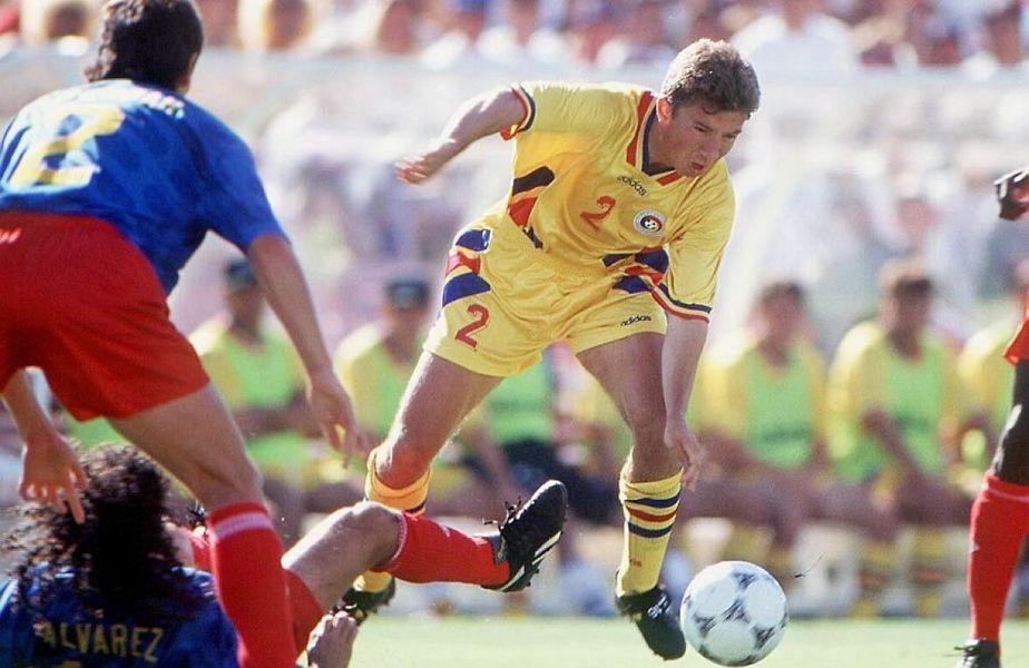 26 de ani de la golul lui Dan Petrescu împotriva SUA