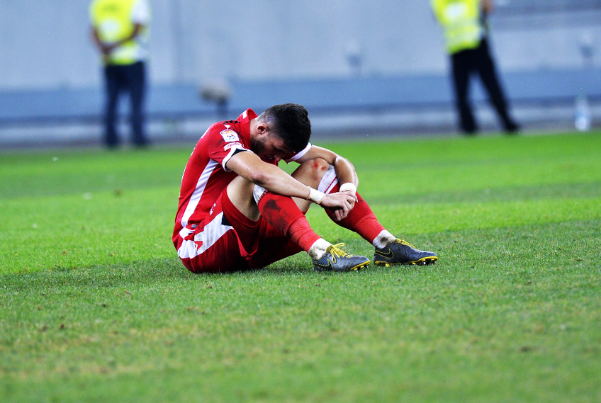 Mihai Popescu are 59 de meciuri și 5 goluri pentru Dinamo în L1