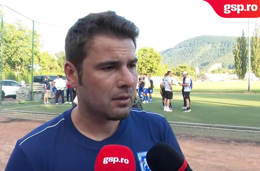 """FC U Craiova 1948 a pierdut primul meci amical din mandatul lui Adrian Mutu, scor 1-2. La final, """"Briliantul"""" s-a plâns de subțirimea lotului."""