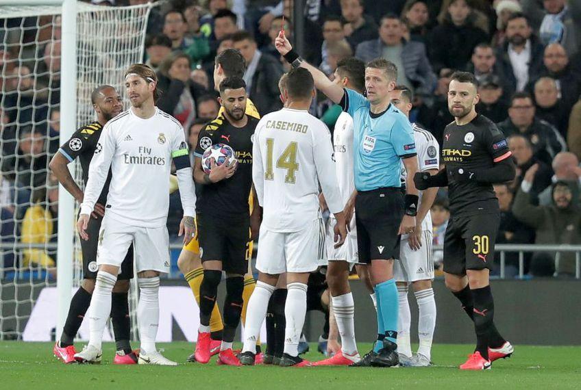 Manchester City a câștigat în tur, 2-1, pe terenul lui Real Madrid // FOTO: Guliver/GettyImages