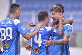 CLINCENI - POLI IAȘI 3-0 » VIDEO Elevii lui Ilie Poenaru, victorie mare în play-out » Cum arată clasamentul