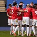 Manchester Uniteda învins-o pe Leicester, scor 2-0 // foto: Guliver/gettyimages