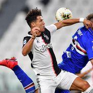 Juventus - Atalanta 2-0. foto: Guliver/Getty Images