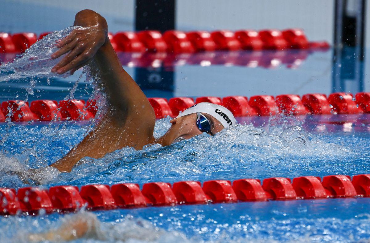 David Popovici se califică în finală la 200m liber la Jocurile Olimpice