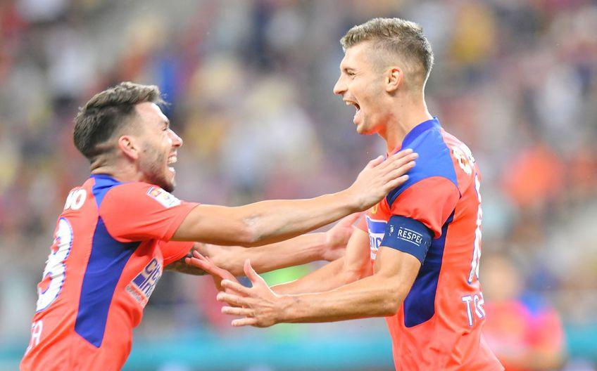 FCSB a învins-o pe CS Universitatea Craiova, scor 4-1, în derby-ul etapei secunde din Liga 1. Florin Tănase (26 de ani) spune că Gigi Becali (63 de ani) îl va ceda, dacă primește o ofertă de 4,5 milioane de euro.