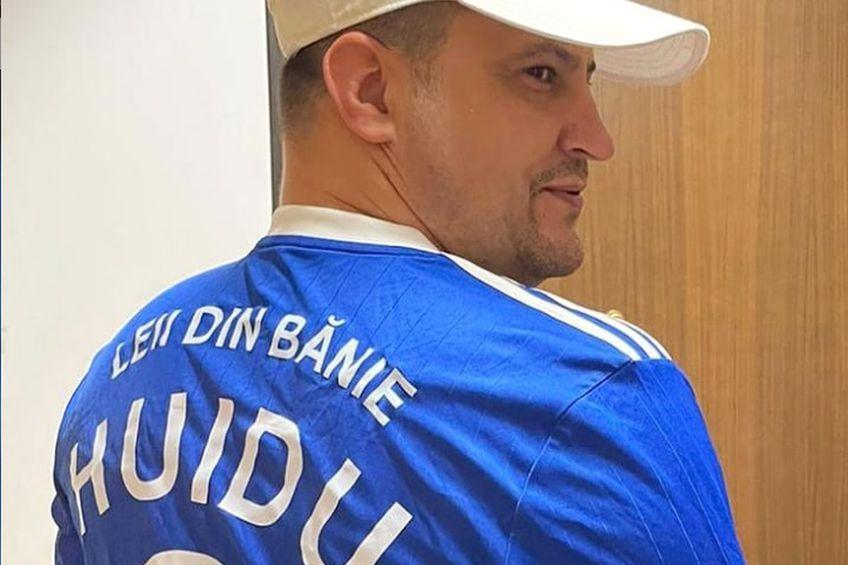 Șerban Huidu mizează pe o victorie a lui FCU Craiova în meciul cu Dinamo / Sursă foto: Instagram