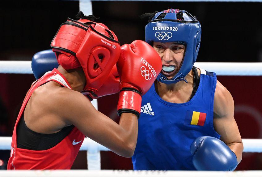 Maria Claudia Nechita (27 de ani) a învins-o pe somaleza Ramla Ali, în optimile de finală ale categoriei 52 kg.