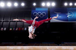Protest al gimnastelor din echipa Germaniei la Jocurile Olimpice » Echipament neobișnuit purtat în calificări