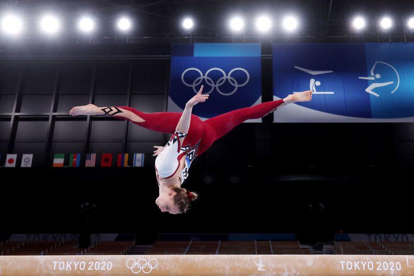 Gimnastele din echipa Germaniei au protestat împotriva inechității codului vestimentar de la Jocurile Olimpice.