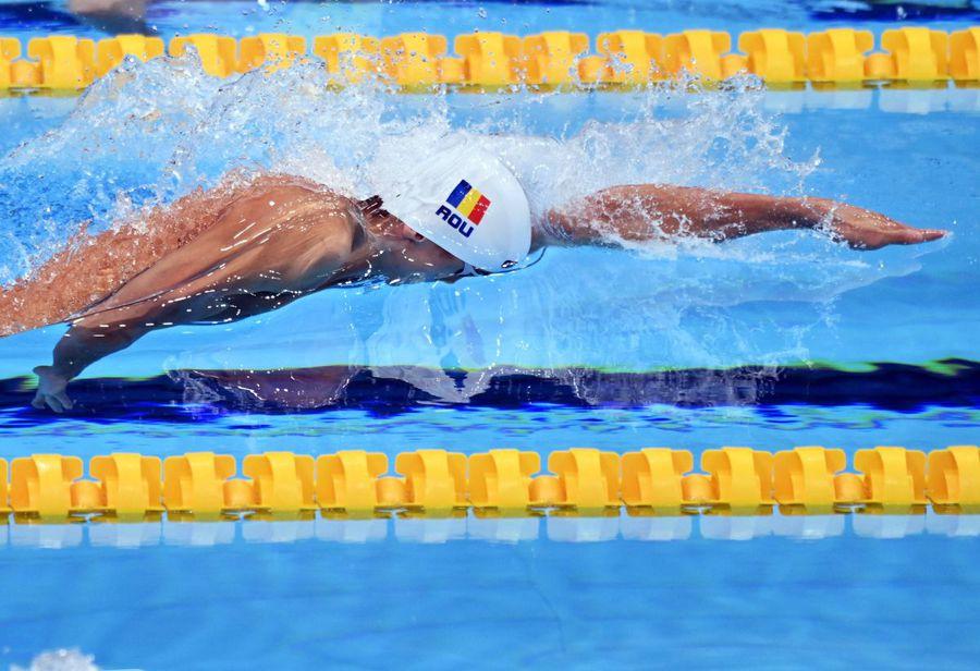 Știri de ultimă oră de la Jocurile Olimpice - 27 iulie 2021 » David Popovici e în semifinale la 100 de metri liber