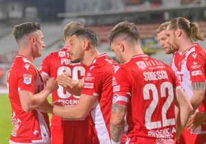 Reghecampf vrea un lider de la Dinamo! Transferul pregătit de CSU Craiova