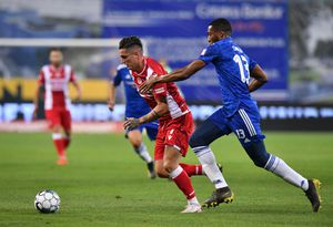 Bonetti n-a mai rezistat » Decizii radicale luate în meciul cu FCU Craiova