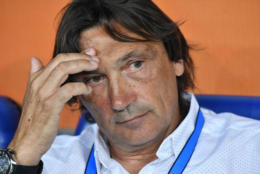 Dario Bonetti (59 de ani), antrenorul lui Dinamo