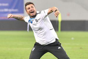 """Mutu, după ce a bătut-o pe Dinamo: """"De-abia îl aștept pe Reghe!"""""""
