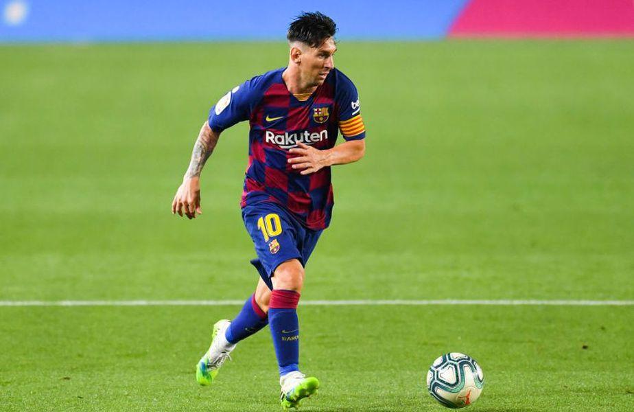 Leo Messi (33 de ani) e gata să plece de la Barcelona
