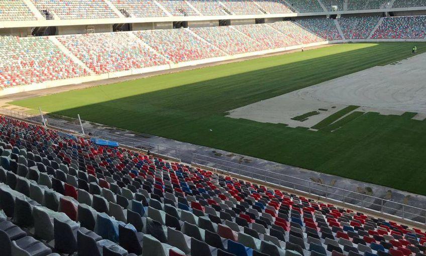 Stadionul Ghencea ar trebui finalizat până în septembrie