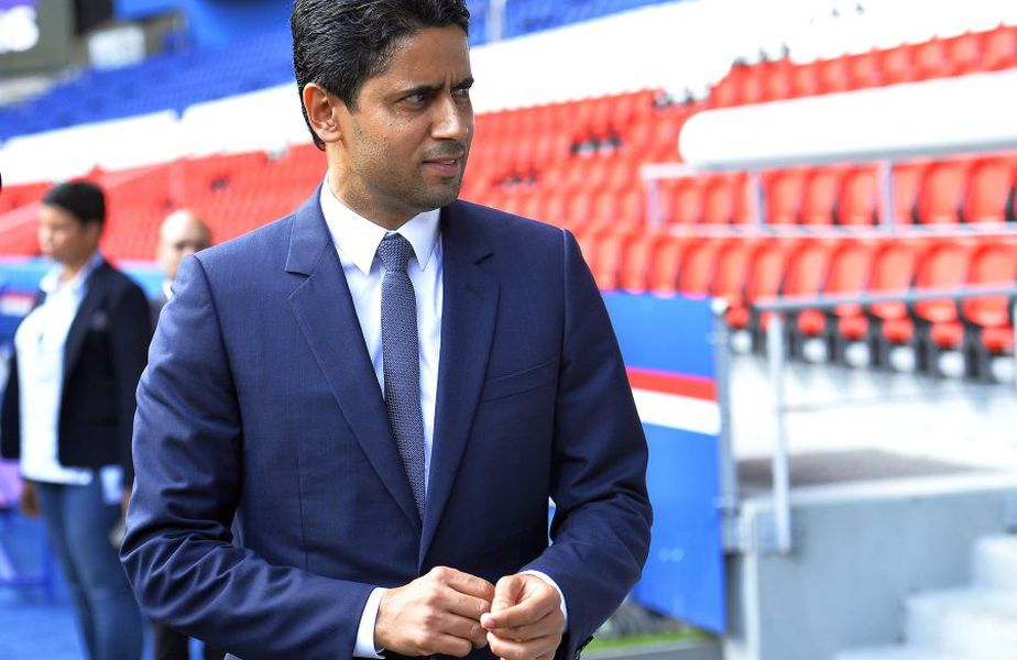 Nasser Al-Khelaifi. foto: Guliver/Getty Images