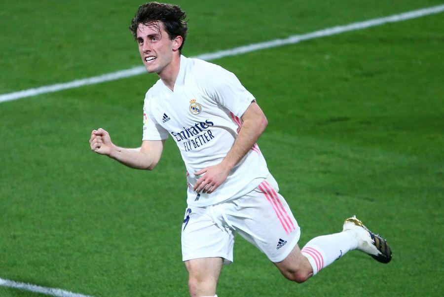 Real Madrid trimite un fotbalist în Serie A