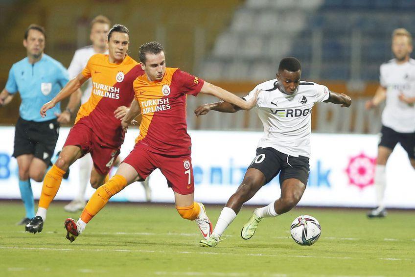 Galatasaray a învins-o pe Randers // foto: Imago