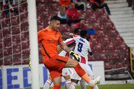 CFR Cluj - Steaua Roșie Belgrad 1-2 » Nici dacă voiau nu îl lucrau așa! Șumudică merge în Conference League, după un meci cu gafe de cascadorii râsului