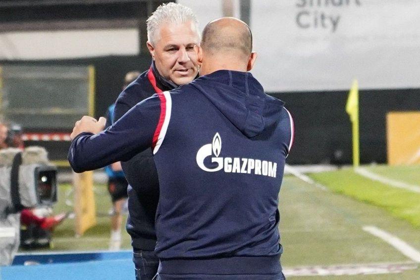 Marius Șumudică, demis de la CFR Cluj