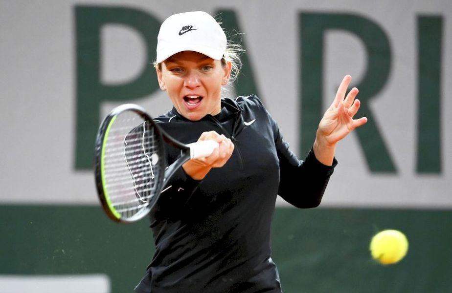Simona Halep a câștigat Roland Garros în 2018, foto: Guliver/gettyimages