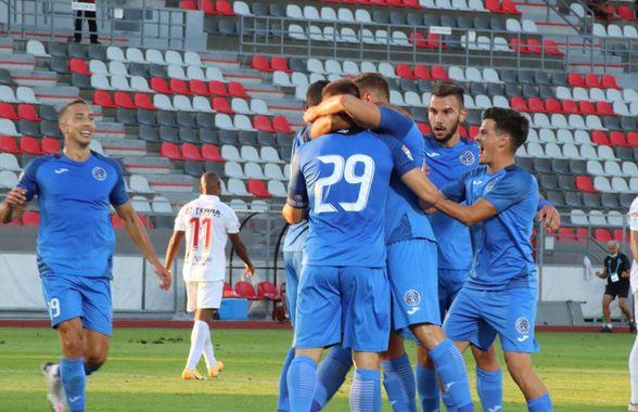 CLINCENI - GAZ METAN 2-0 » VIDEO+FOTO Academica, pe loc de play-off după prima victorie a sezonului! Cum arată clasamentul + jucătorii au făcut show în vestiar