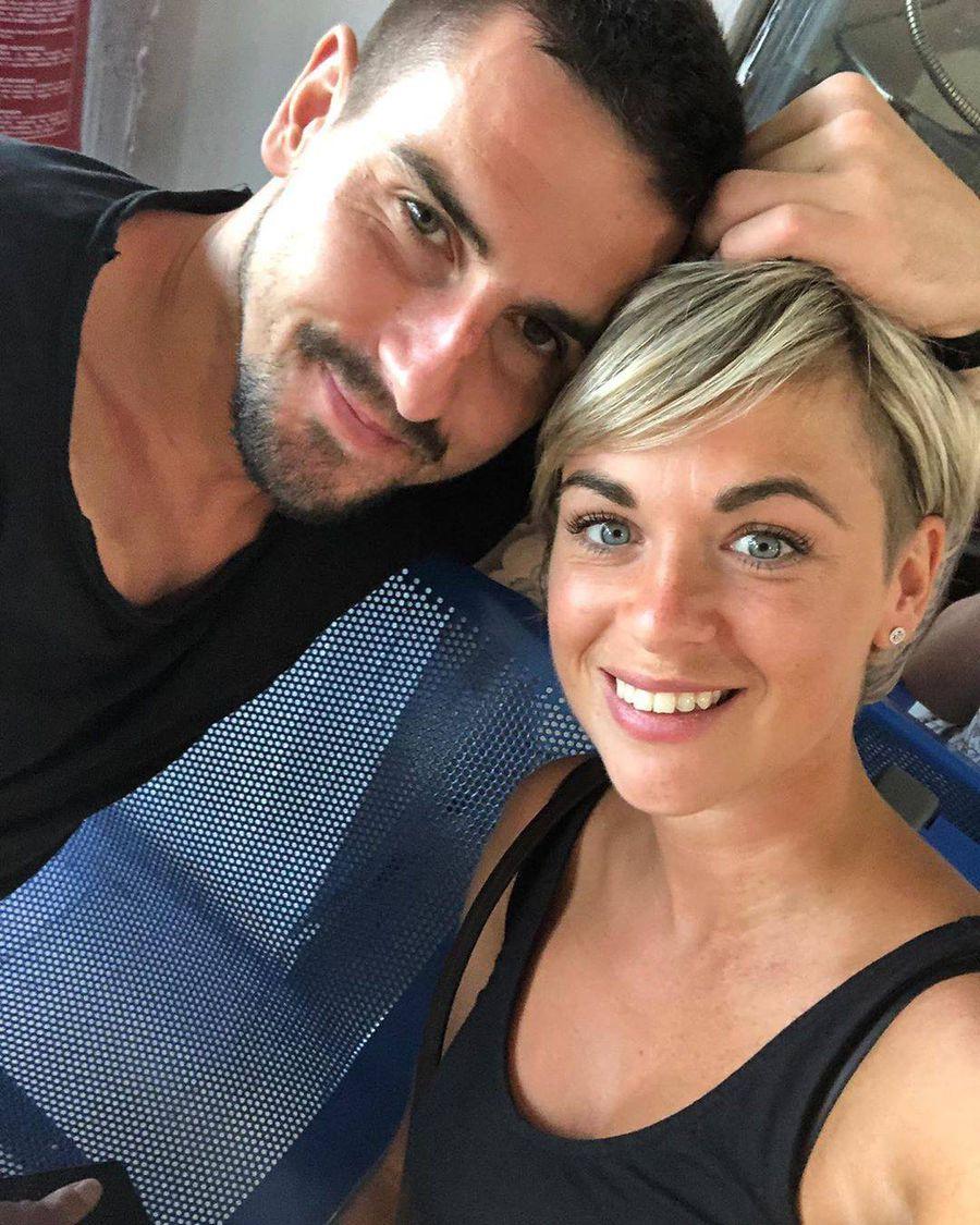 Miguel și soția, Kyana