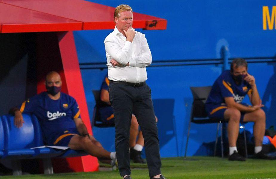 Ronald Koeman, antrenor Barcelona // foto: Guliver/gettyimages