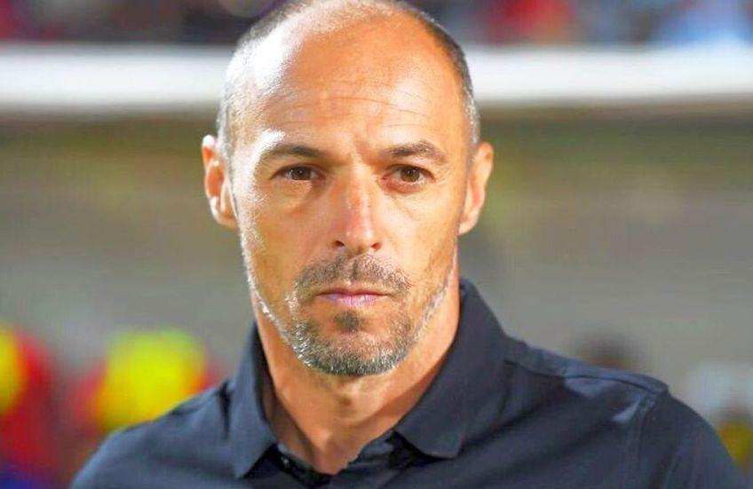 Bogdan Andone, 45 de ani, antrenorul Astrei, a oferit declarații după finalul meciului cu Viitorul, scor 1-4