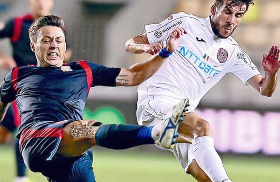 "Emil Săndoi, supărat după CFR Cluj - Chindia: ""Noi am avut ...   Cfr Cluj- Chindia Târgoviște"