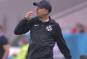 Primul conflict Edi Iordănescu - Gigi Becali! Cum a refuzat antrenorul FCSB să asculte ordinul patronului