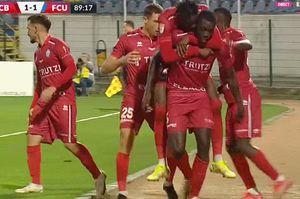 FC Botoșani - FCU Craiova 1-1 » Elevii lui Mutu ratează victoria în minutul 90. Clasamentul ACUM