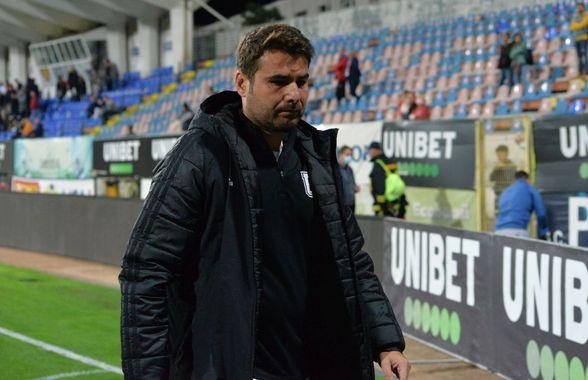 """FC Botoșani - FCU Craiova 1-1. Mutu e cu gândul la derby-ul cu CSU Craiova: """"De-abia aștept meciul!"""""""