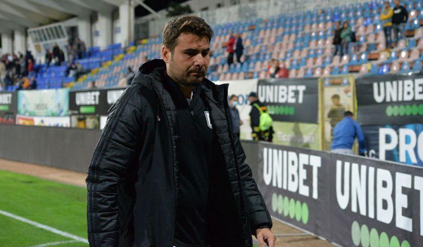 """FC Botoșani și FCU Craiova au remizat în runda #10, scor 1-1. Adrian Mutu, antrenorul oltenilor, a vorbit la final despre """"rebelul"""" Sekou Sidibe, marcatorul oltenilor în mecul din această seară."""