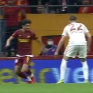 Primul gol al lui Olimpiu Moruțan la Galatasaray