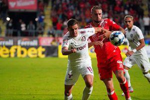 UTA - CFR Cluj » Gol spectaculos marcat de Chipciu