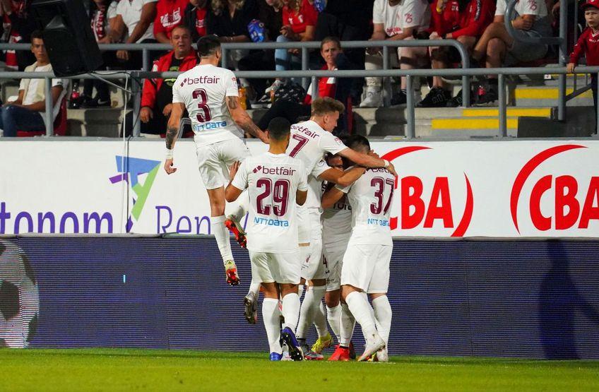 UTA - CFR Cluj în Liga 1, etapa 10, live pe GSP.ro
