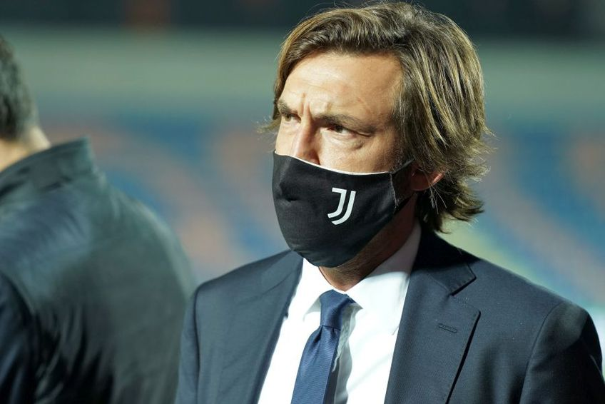 Andrea Pirlo, antrenor Juventus // foto: Guliver/gettyimages