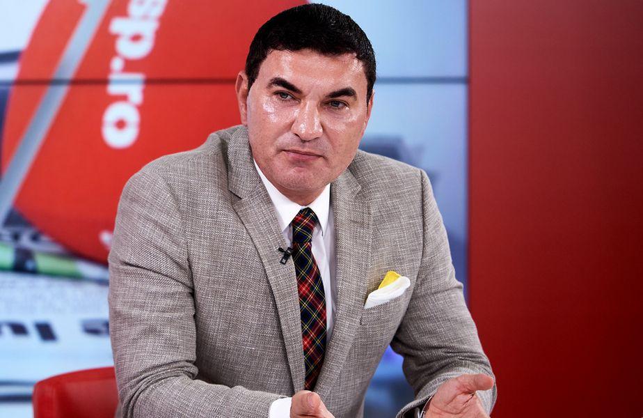 Cristi Borcea (50 de ani), fostul acționar al lui Dinamo, îl sfătuiește pe Pablo Cortacero (42 de ani) să mergă în continuare pe mâna antrenorului Cosmin Contra (44 de ani).