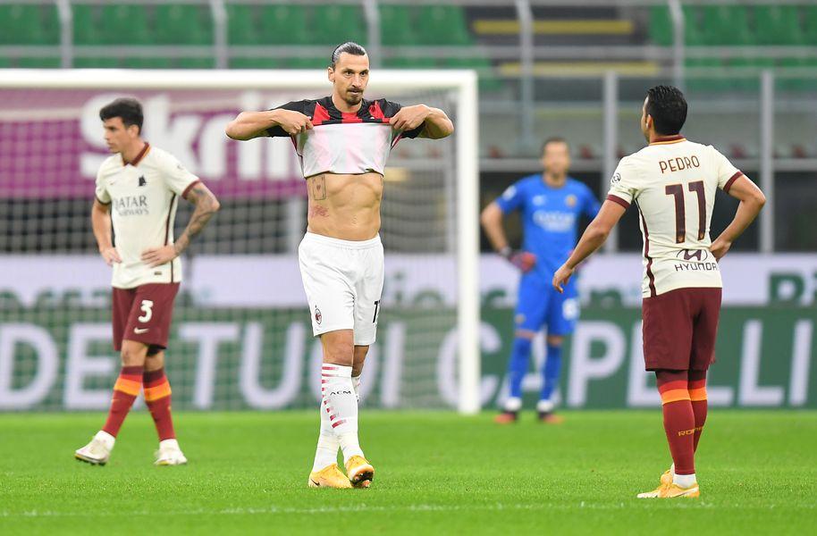 AC Milan - AS Roma, 26.10.2020