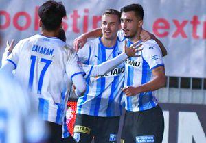 Echipa etapei a 13-a în Liga 1, conform raportului InStat: două echipe dau 8 jucători!