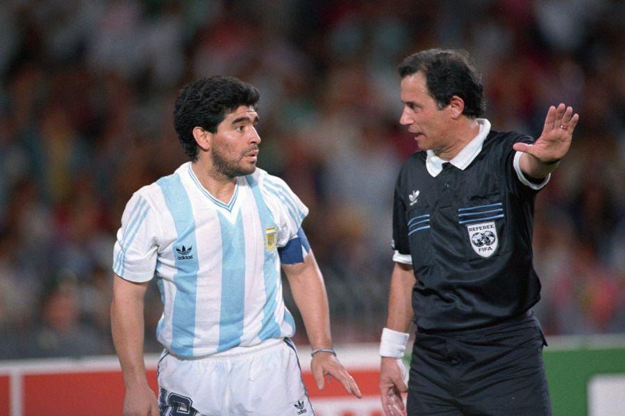 RETRO GSP // Maradona