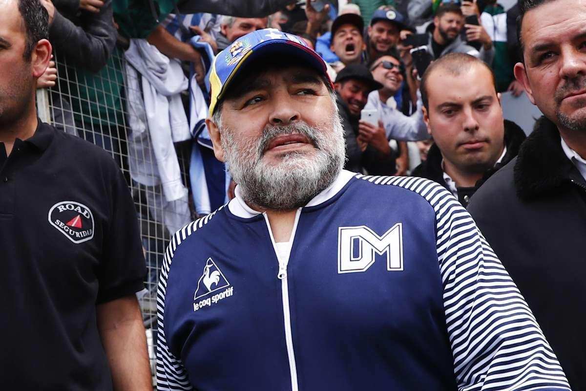 Ultimele zile și ore au fost agitate, la fel ca toată viața geniului Diego Maradona!