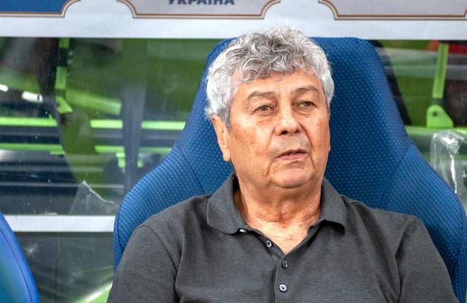 Mircea Lucescu, actual antrenor Dinamo Kiev // foto: Imago
